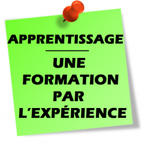 Osez l'apprentissage